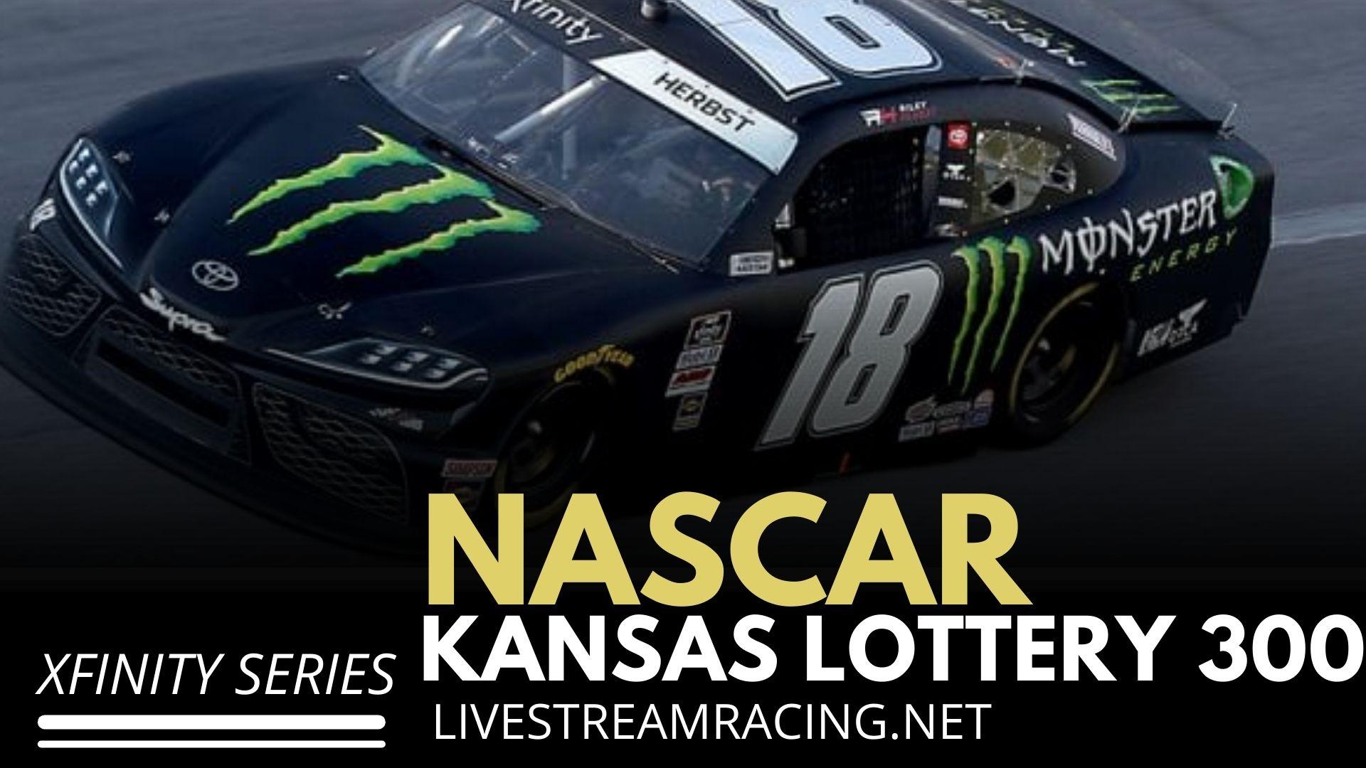 Nascar Kansas Lottery 300 Live Stream 2021 - Xfinity Series