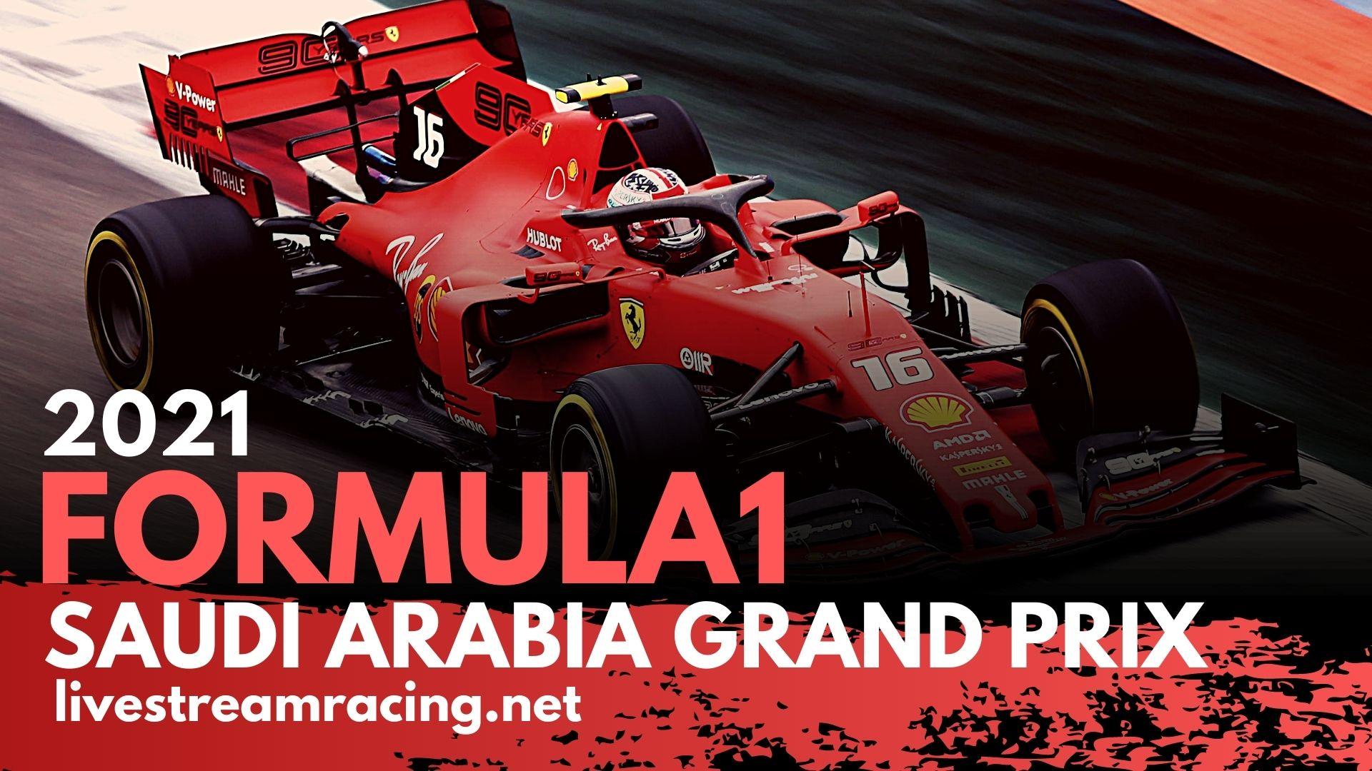 Arabian F1 GP Live Stream 2021 | Full Race Replay