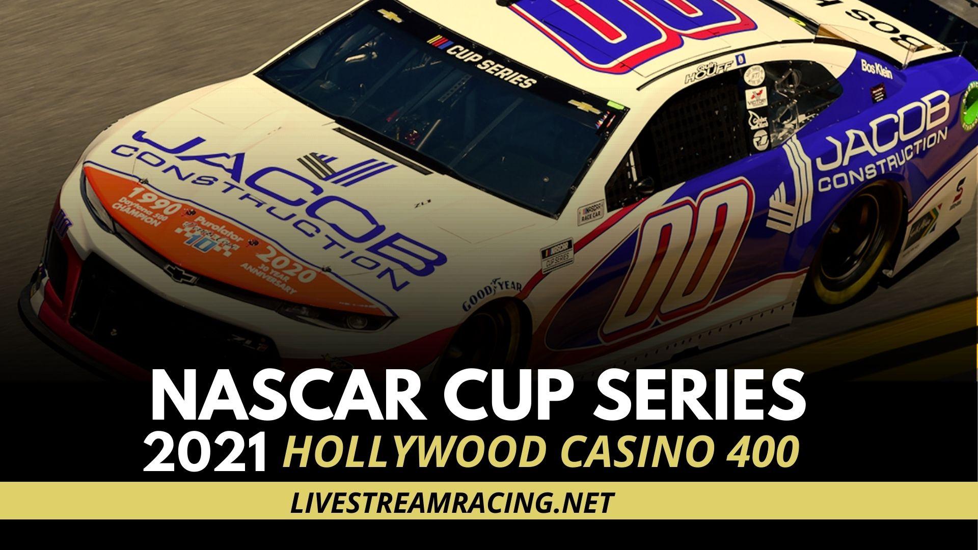 Nascar Hollywood Casino 400 Live Stream 2021 - Cup Series