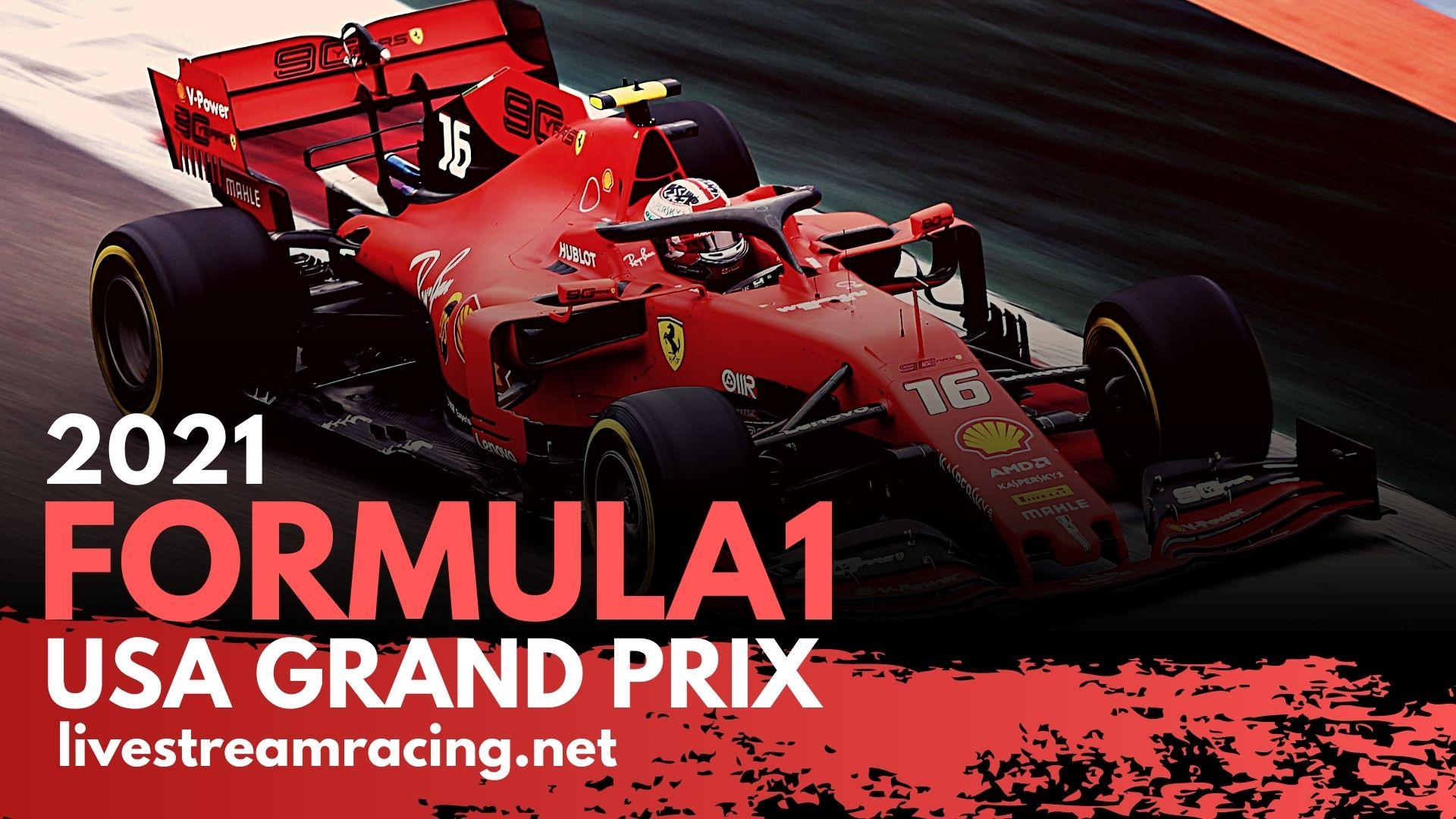 US Formula1 GP Live Stream 2021 | Full Race Replay
